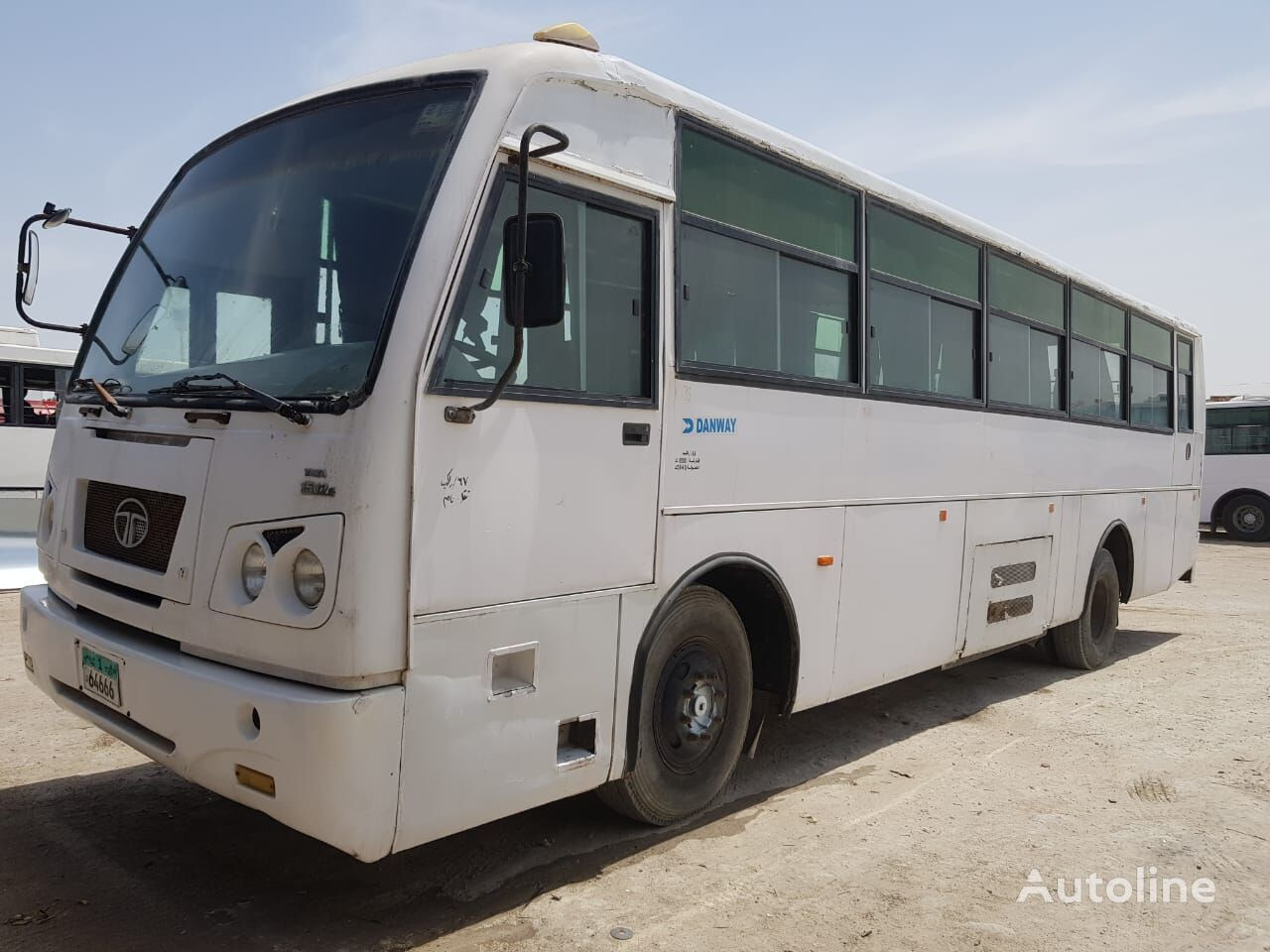 TATA 1316C autobús urbano