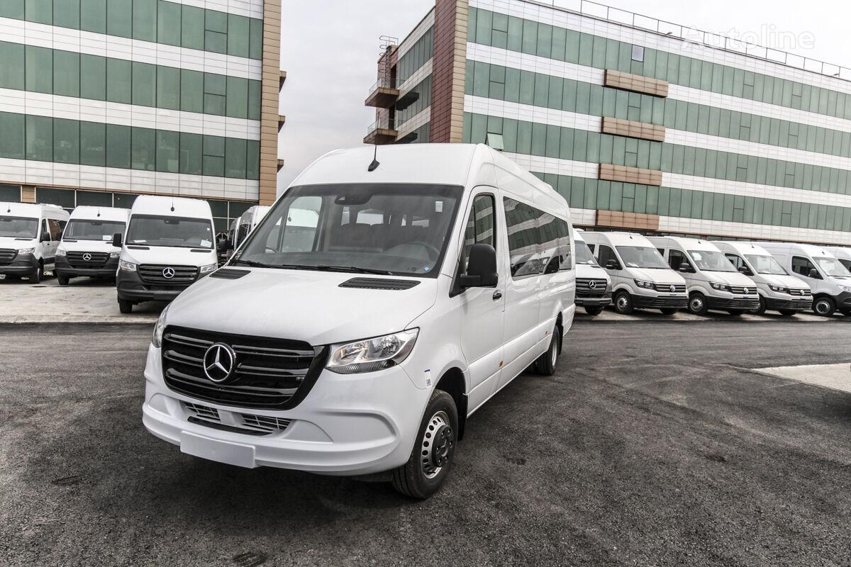 furgoneta de pasajeros MERCEDES-BENZ IDILIS 516 19+1+1 *COC* Ready for delivery nueva