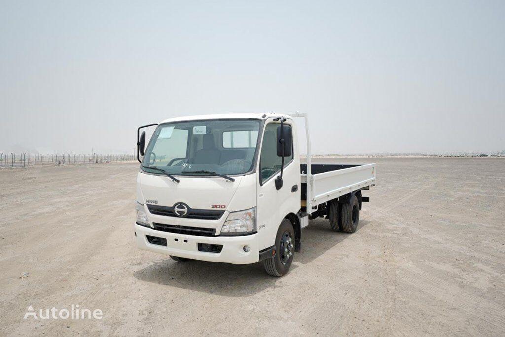 HINO 714 camión caja abierta nuevo