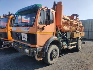 MERCEDES-BENZ SK 1729 AK 4X4 Fahrgestell / Chassis-cab / Cabine chassis camión chasis