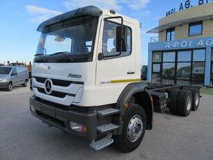 MERCEDES-BENZ 2628 6x4 ATEGO camión chasis