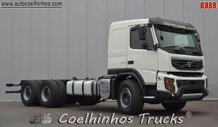VOLVO FMX 500 camión chasis