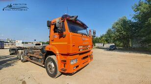 MULTILIFT Камаз 658667 camión con gancho