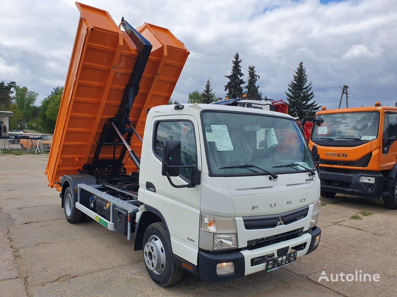 Mitsubishi Fuso 7c18 camión con gancho nuevo