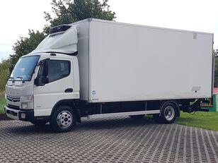MITSUBISHI FUSO CANTER 7C15 CHŁODNIA WINDA 10EP 4,98x2,11x2,09 MULTITEMPERA camión frigorífico