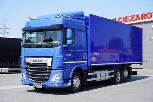 DAF XF 460 SC , E6 , 6X2 , Schmitz 19 EPAL , manual , retarder  camión frigorífico