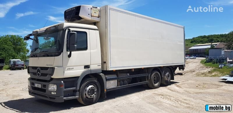 MERCEDES-BENZ 2541 6h2 AKTROS camión frigorífico