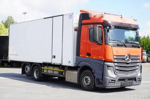 MERCEDES-BENZ Actros 2542 , E6 , 19 EPAL , MULTI-TEMPERATURE , retarder , 2 be camión frigorífico