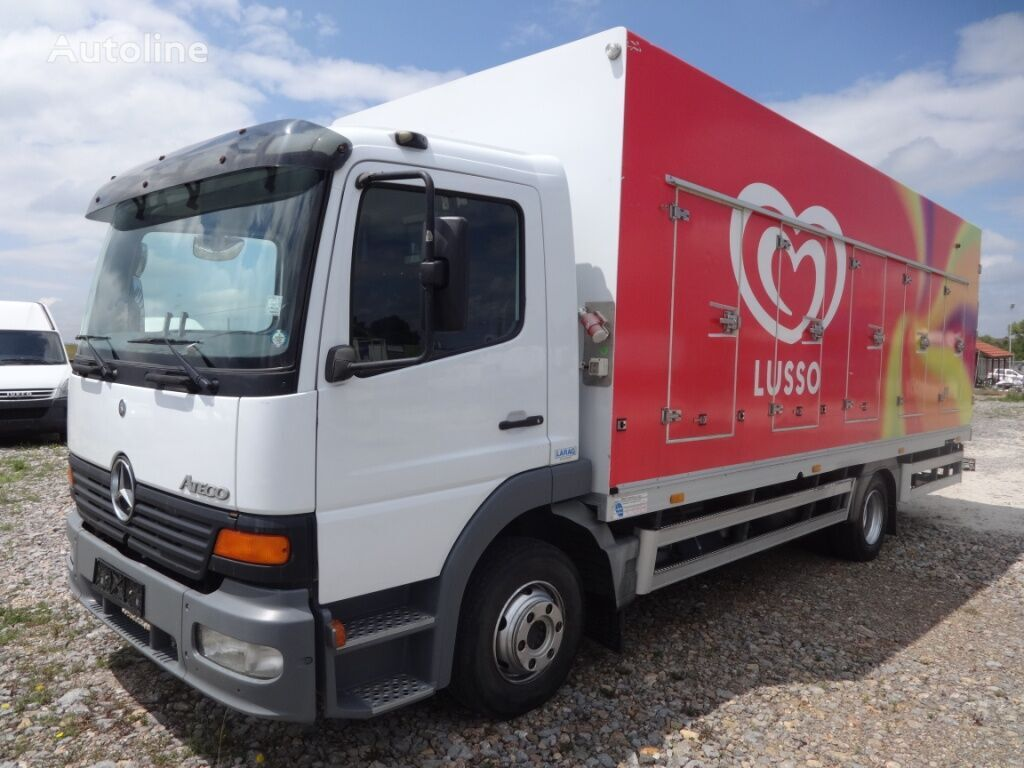 MERCEDES-BENZ Atego 1023 camión frigorífico