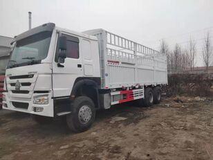 HOWO Cargo truck camión furgón