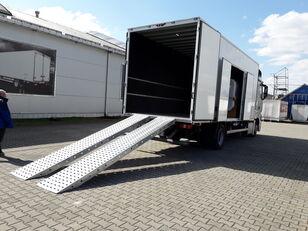 MAN Kontener specjalny camión furgón