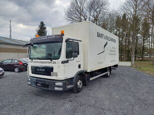 MAN TGL 8.180 taillift/hayon - euro 5 - very good tyres camión furgón