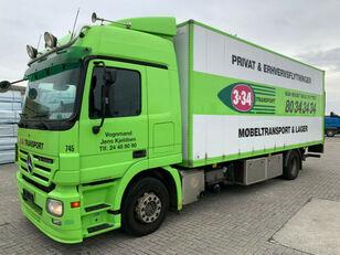 MERCEDES-BENZ Actros 1832,Euro5,Klima,LBW 2500kg camión furgón