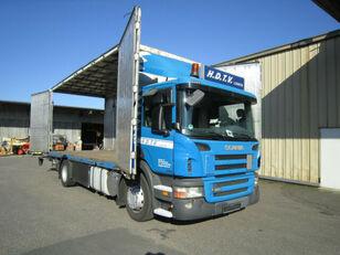 SCANIA P280 Getränke Tüv 2T Bühne   camión furgón