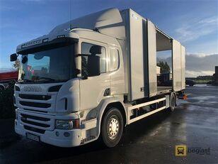 SCANIA P320 camión furgón