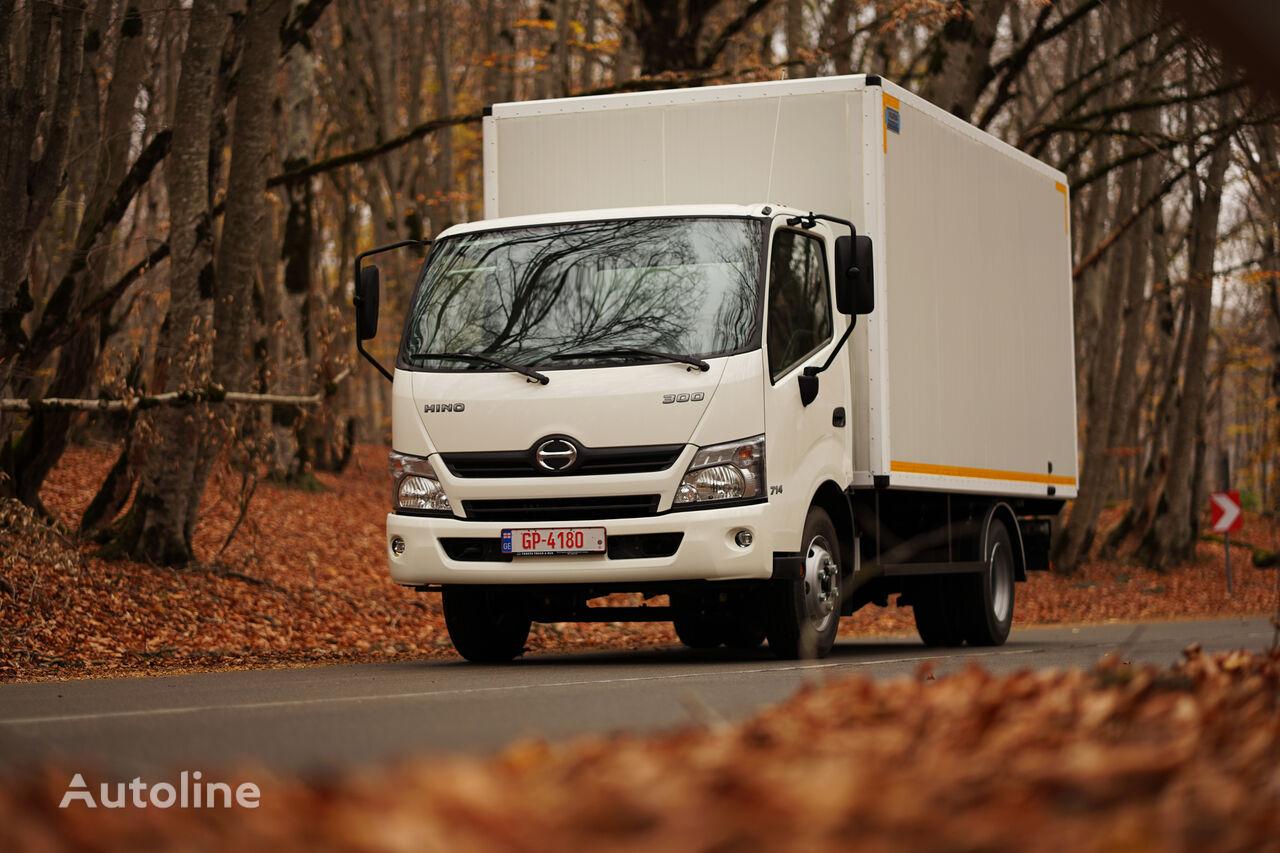 HINO 714 camión furgón nuevo