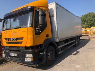 IVECO stralis 260S31 camión furgón