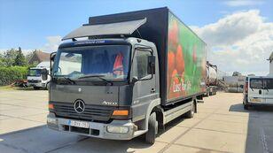 MERCEDES-BENZ Atego 815 Euro 2 Manual Full Spring camión furgón