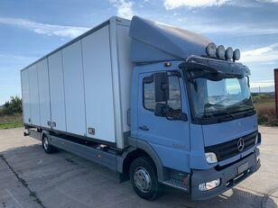 MERCEDES-BENZ Atego 1224 Open side 4x2 camión isotérmico