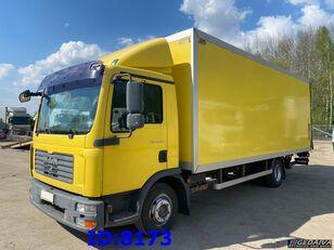 MAN TGL 10.210 camión isotérmico