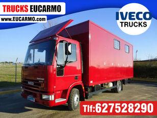 IVECO EUROCARGO 80 E 16 camión para caballos