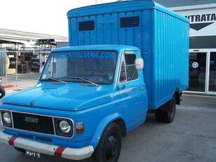 FIAT 616 N3/4 TRASPORTO BESTIAME ANIMALI VIVI camión para transporte de ganado