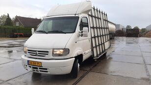 RENAULT Mascott 130-35  Double Tires camión para transporte de vidrio