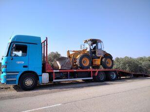 MERCEDES-BENZ ACTROS 2640 camión plataforma