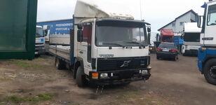 VOLVO FL6/ SPRING SUSPENSION, MANUAL, EURO 2 camión plataforma