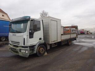 IVECO ML 12E24 camión portacoches