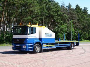 MERCEDES-BENZ AXOR 1824 camión portacoches
