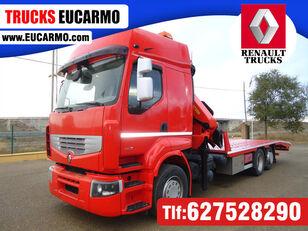 RENAULT PREMIUM 460 camión portacoches