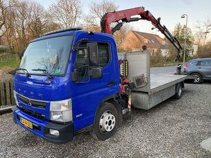 Mitsubishi Fuso Canter camión portacoches