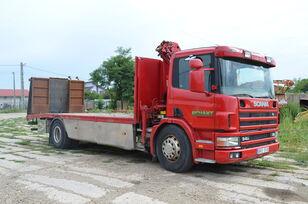 SCANIA 94D 220 camión portacoches