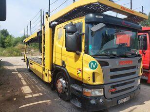 SCANIA P420 camión portacoches