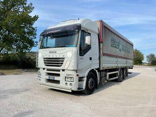 IVECO STRALIS 260E40 ZF sponda idraulica camión tienda