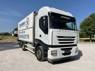 IVECO STRALIS 450 motrice 3 assi telaio EURO 5 camión tienda