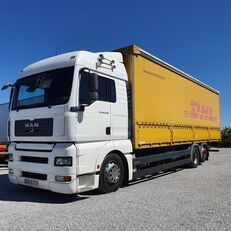 MAN TGA 26.350 camión toldo