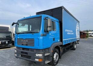 MAN TGM 18.280 camión toldo