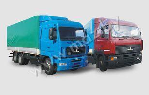 MAZ 6312 (A5, A8, A9) camión toldo nuevo