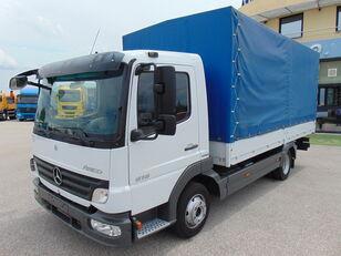 MERCEDES-BENZ 816 ATEGO camión toldo