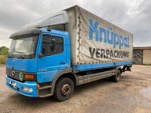 MERCEDES-BENZ Atego 1328 camión toldo