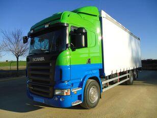 SCANIA R 400 camión toldo