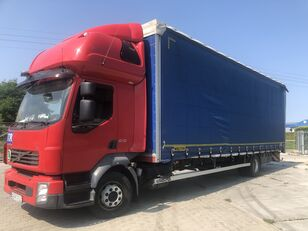 VOLVO FL 240 Manual 9,1 x 2,48 x 2,9  camión toldo
