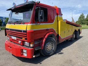 SCANIA P113 grúa portacoches