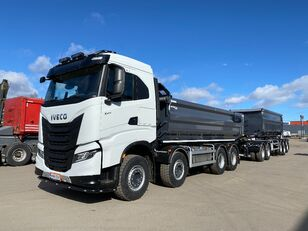 IVECO X-Way AS 350X57 8x4 volquete