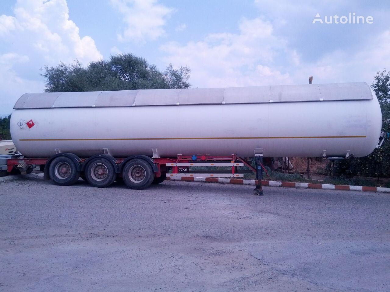 cisterna de gas ACERBI 20 G 545 PA