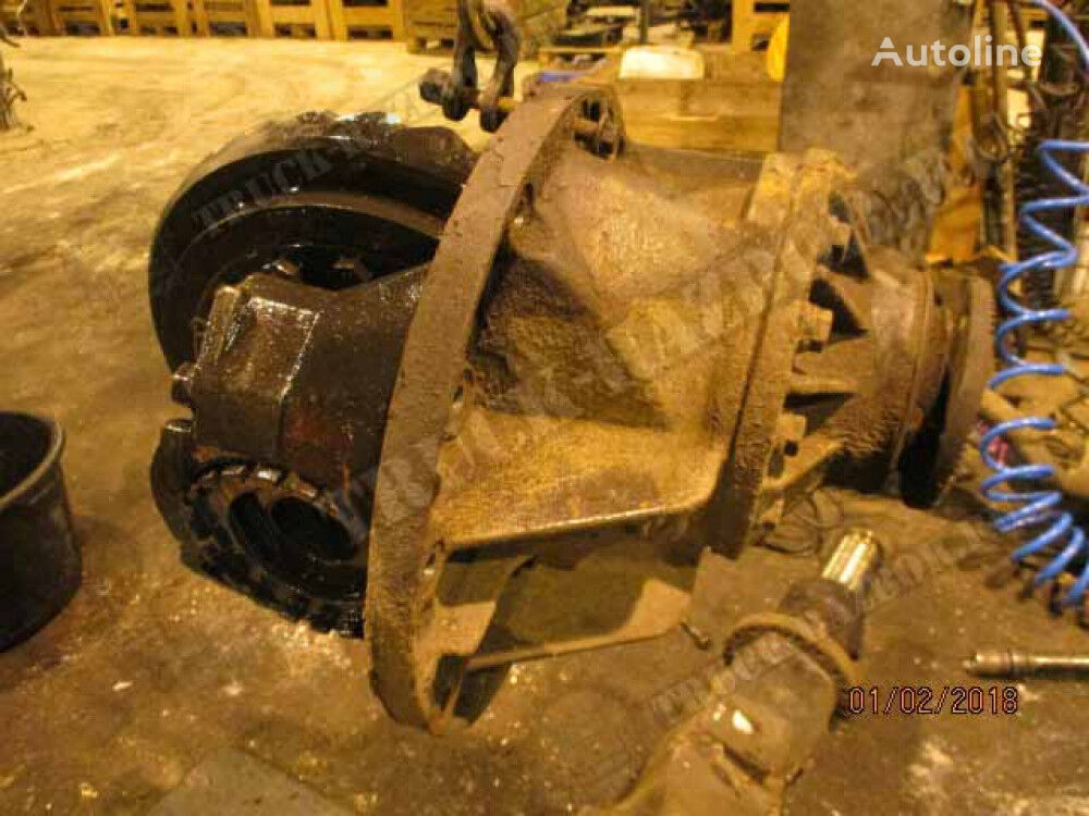 reductor reduktor zadnego mosta para tractora VOLVO