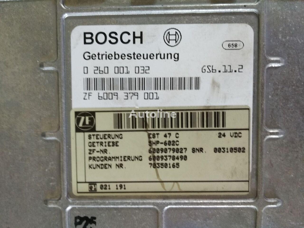 unidad de control BOSCH Korobkoy peredach ZF 5HP602 C para autobús