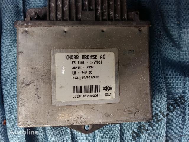 KNORR-BREMSE 412.415/001/008 inny unidad de control para autobús